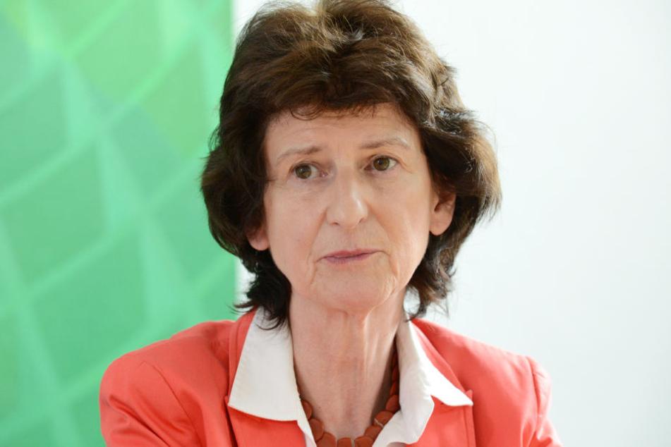 """Sachsens Kunstministerin Dr. Eva-Maria Stange: """"Ich werde ihn als wahren Freund in Erinnerung behalten."""""""