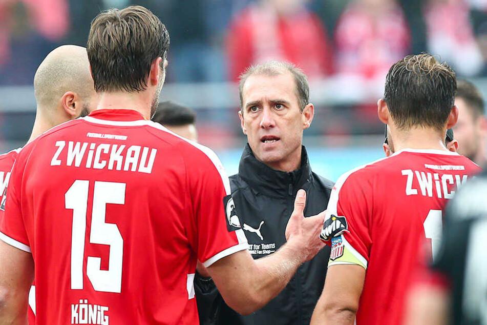 FSV-Coach Joe Enochs wird am Mittwoch nicht auf seine Stammkräfte verzichten.