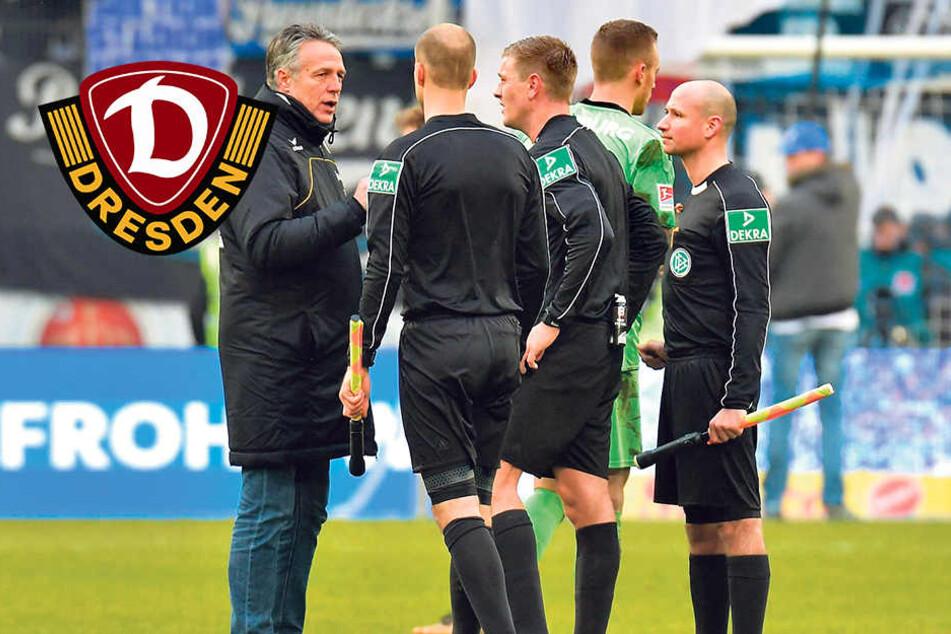 """Dynamo-Neuhaus: """"Unsere Spielweise hat nicht zum Platz gepasst"""""""