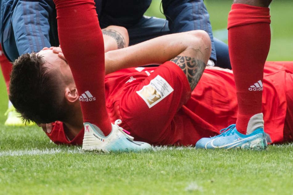 Niklas Süle wird nach einem Kreuzbandriss mindestens sechs Monate ausfallen.