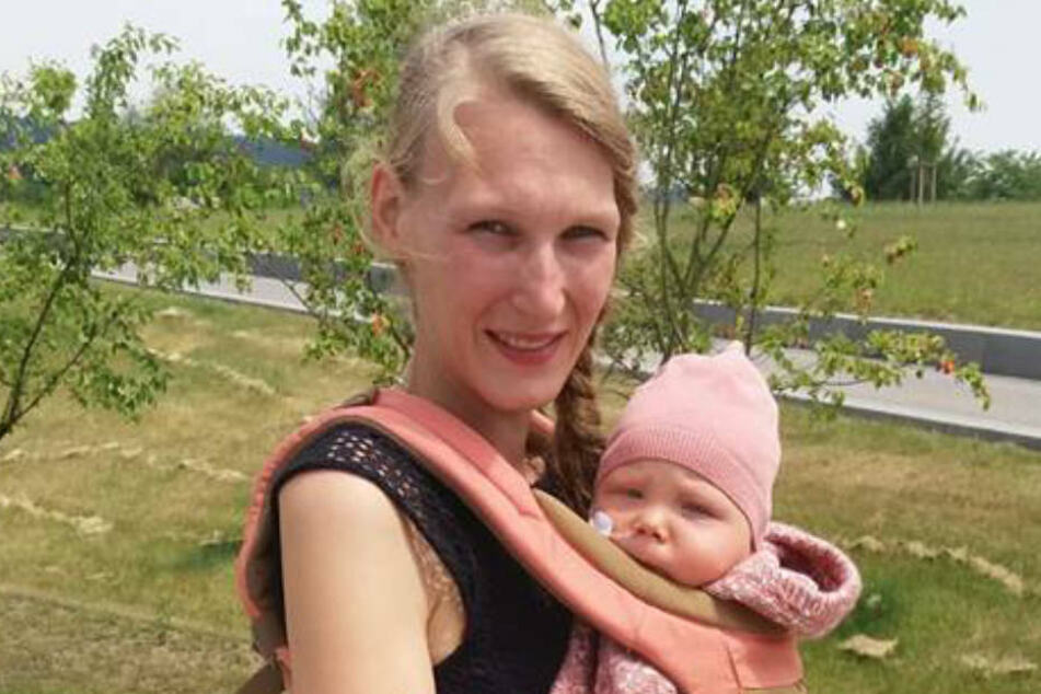 Mama Sarah konnte für zwei Stunden mit Yuna spazieren gehen.
