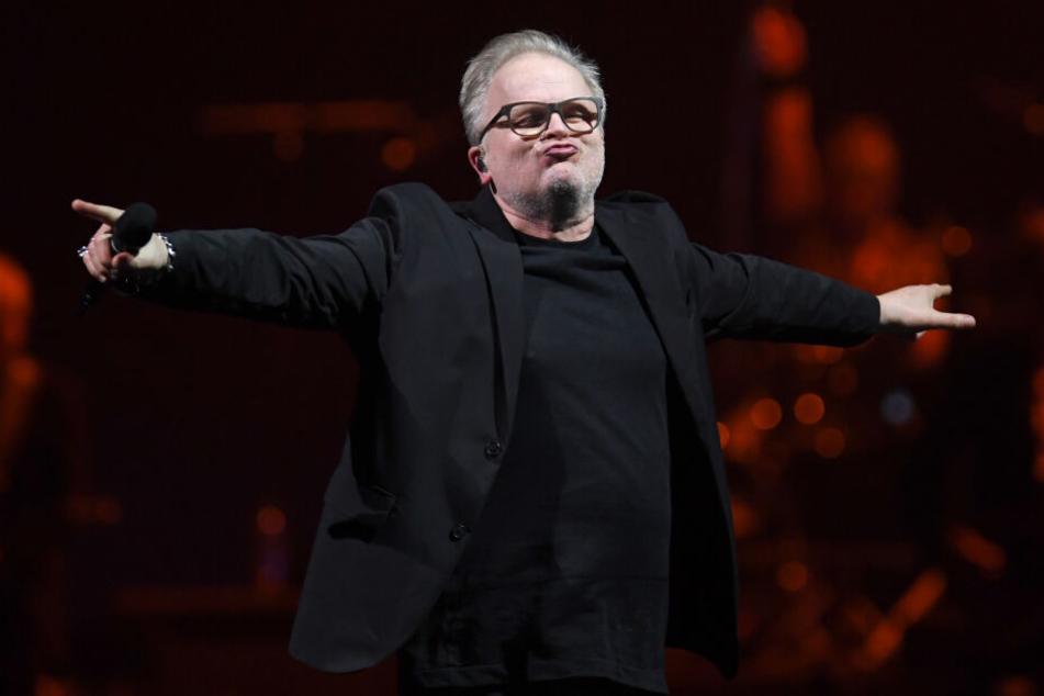 Herbert Grönemeyer gibt am 4. Juli ein Konzert in Chemnitz.