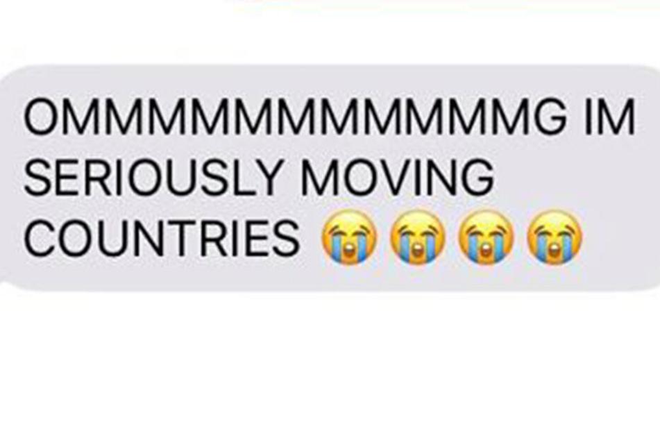 OMG: Die Frau wollte am liebsten das Land verlassen, als die Mitarbeiter ihr Handschuhfach checkten.