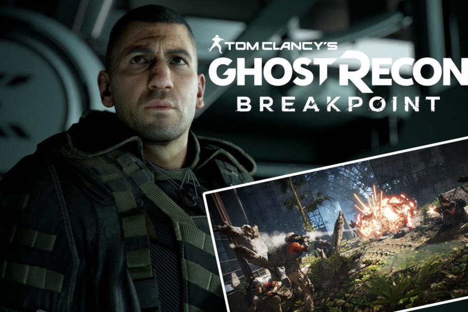 """""""Ghost Recon Breakpoint"""" im Test: Nicht noch ein Loot-Shooter!"""