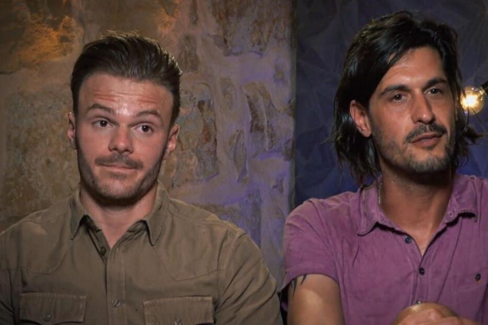 Luca und Harald bekriegen sich verbal.