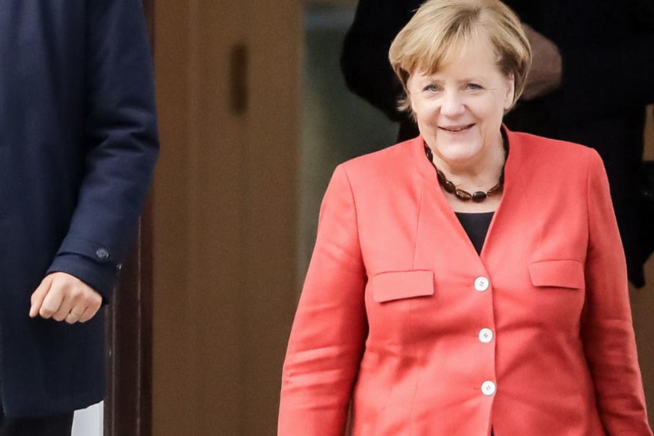 Angela Merkel würde bei Neuwahlen wieder an der CDU-Spitze antreten.