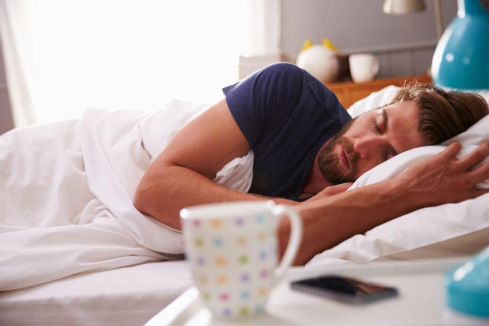 Wie im Schlaf: In nur 20 Minuten ist die Darmkrebsvorsorge erledigt!