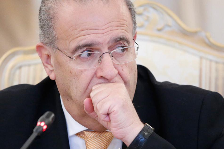 Der zyprische Außenminister Ioannis Kasoulides.