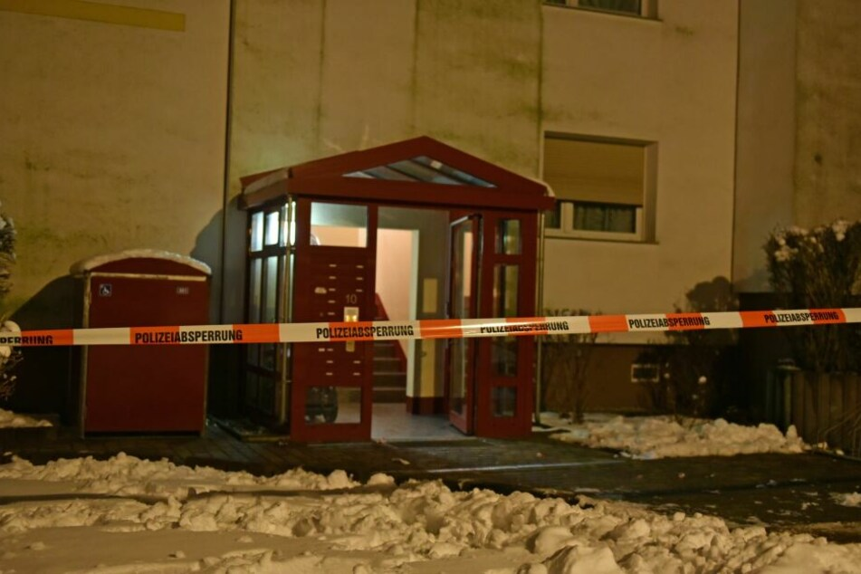 In diesem Haus in der Glückaufstraße in Weißwasser lag die Leiche eines 69 Jahre alten Mannes.