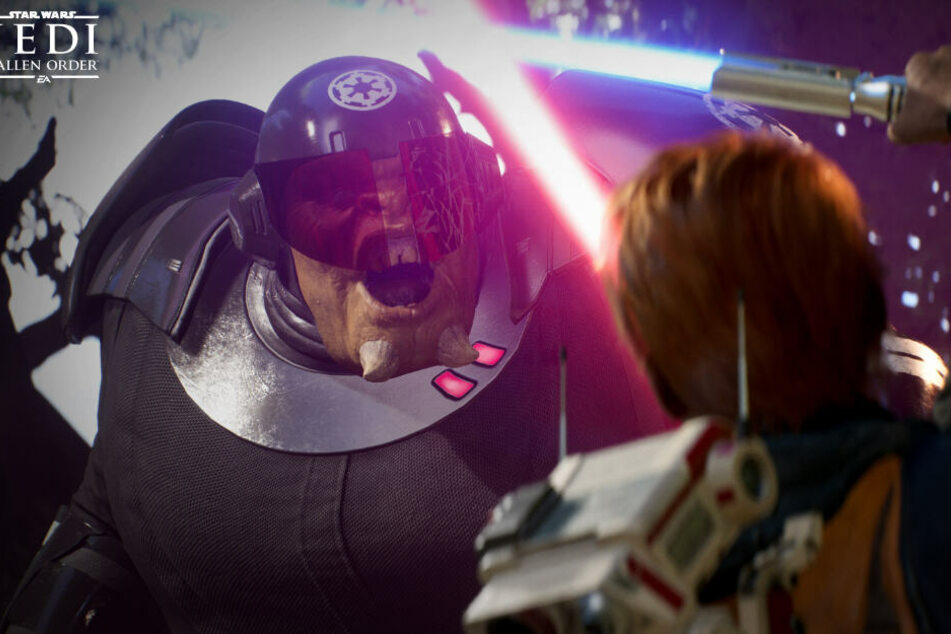 """""""Star Wars Jedi: Fallen Order"""" im Test: Mega Lichtschwert-Action garantiert"""