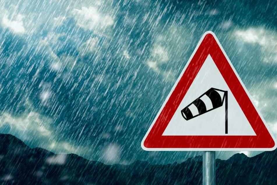 Auch kommende Woche soll es ausgesprochen stürmisch werden. (Symbolbild)