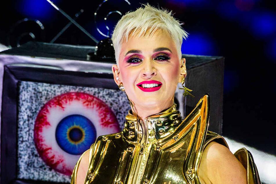 Katy Perry (33) sieht auch nicht mehr aus wie damals.