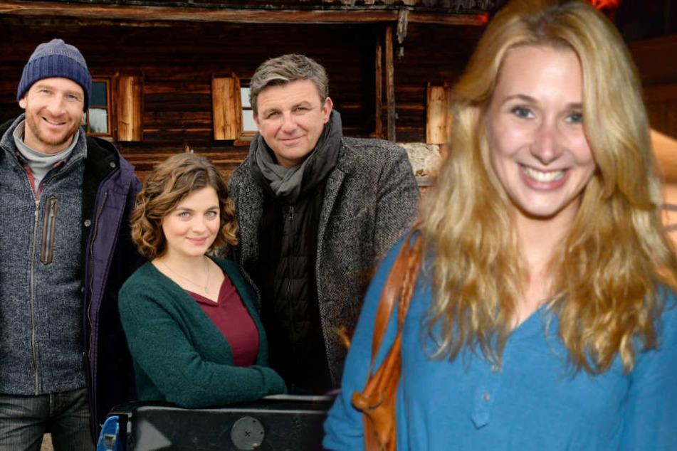 Bergdoktor: Zwischen Theater und TV: Verdreht sie dem Bergdoktor bald den Kopf?