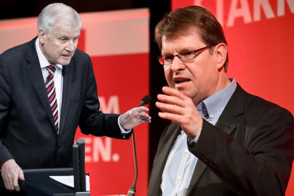 SPD-Vize Stegner warnt Seehofer vor Tricks bei Flüchtlingspolitik