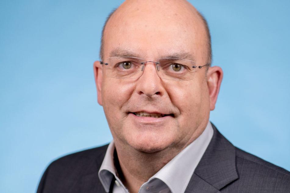 Stefan Franke zeigte sich froh über die Ergebnisse im beschlossenen Haushaltsgesetz 2018.