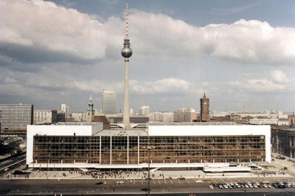 """Prägt ein neuer """"Palast der Republik"""" bald auch das Leipziger Stadtbild?"""
