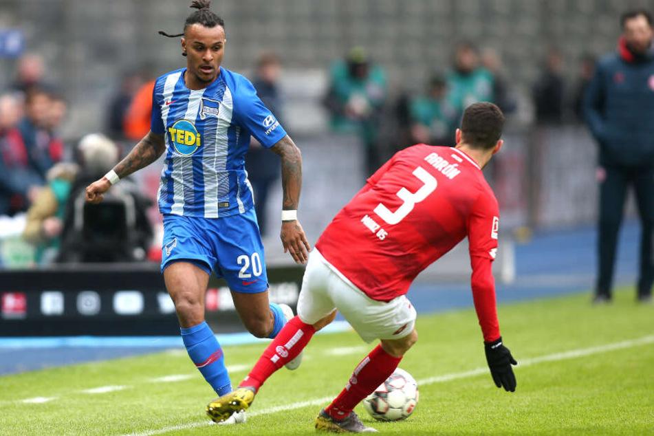 Verlässt Valentino Lazaro Hertha in der kommenden Saison?