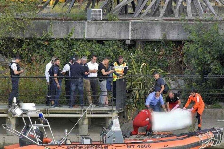 Leiche von Vermisstem in Fluss gefunden: Debatte über Polizeigewalt