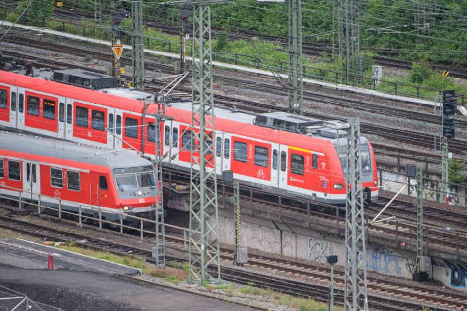 Es kommt am Mittwochmorgen zu Beeinträchtigungen im S-Bahnverkehr der Linie 2. (Symbolbild)