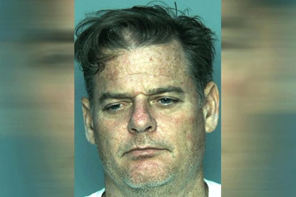 Richard P. (48) auf einem Foto der Polizei.