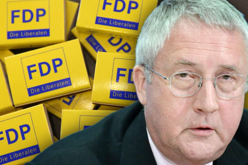 Manfred Güllner glaubt, dass potenzielle FDP-Wähler genau überlegen werden. (Archivbild)
