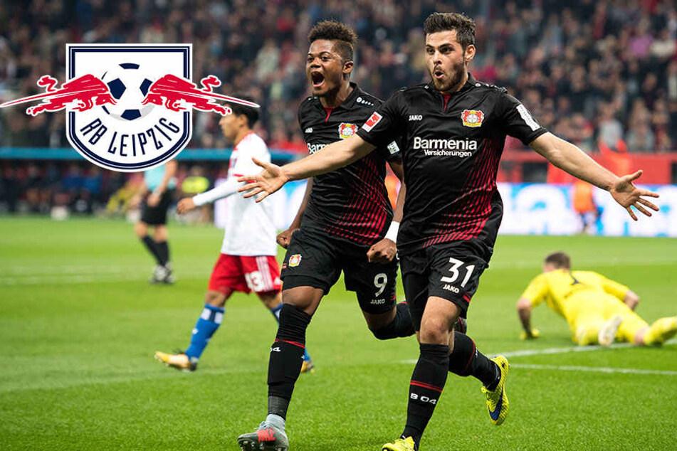 Bayer-Spieler Volland: Deshalb habe ich mich gegen RB Leipzig entschieden