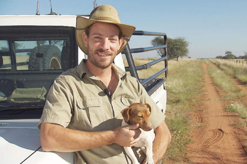 Der attraktive Farmer Gerald sucht in diesem Jahr sogar von Namibia aus die große Liebe.
