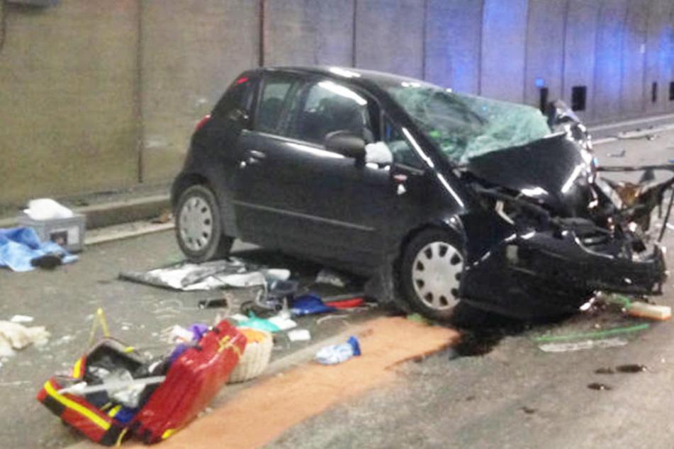 Nach Horror-Crash im Gotthard-Tunnel: Familie kann sich Überführung von totem Sohn nicht leisten