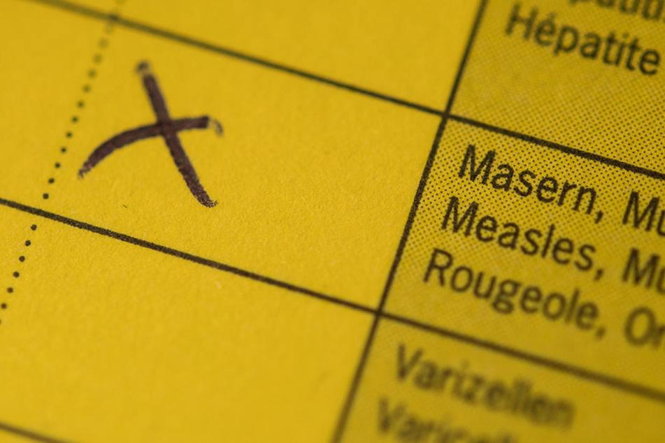 Im Impfpass wird genau aufgeschrieben, gegen was wir schon geimpft sind.