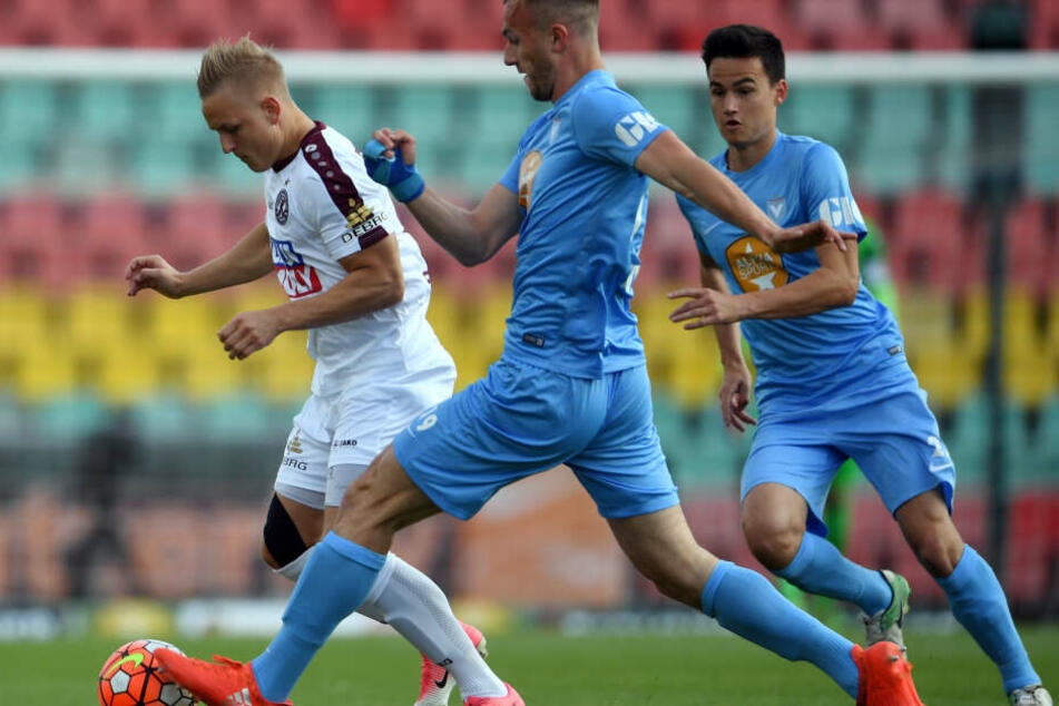 Das Duell BFC Dynamo gegen Viktoria Berlin wird auch in der Rückrunde zu sehen sein.