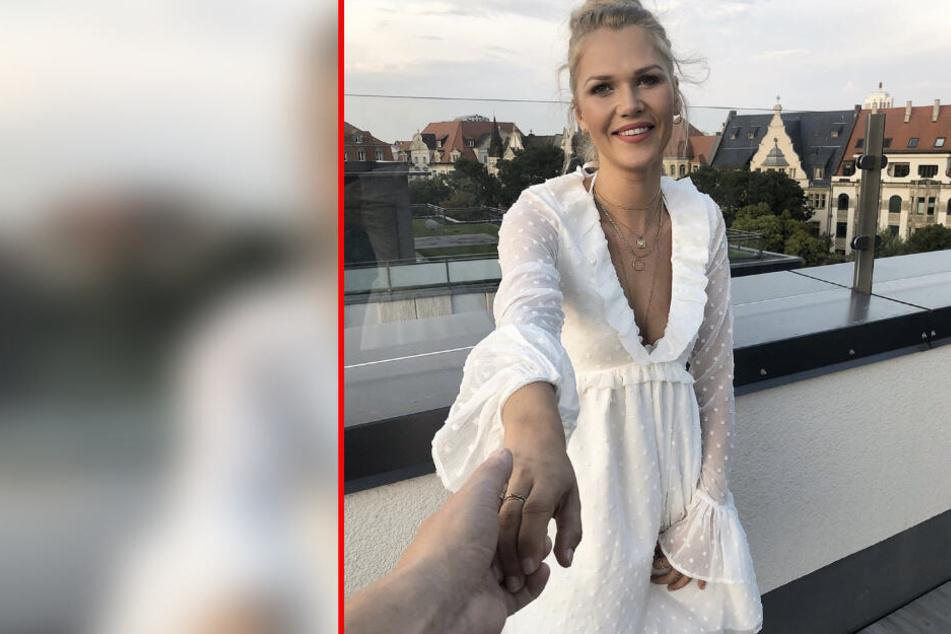 Etwa zehn Jahre ist das Model bereits mit ihrem Mann zusammen.
