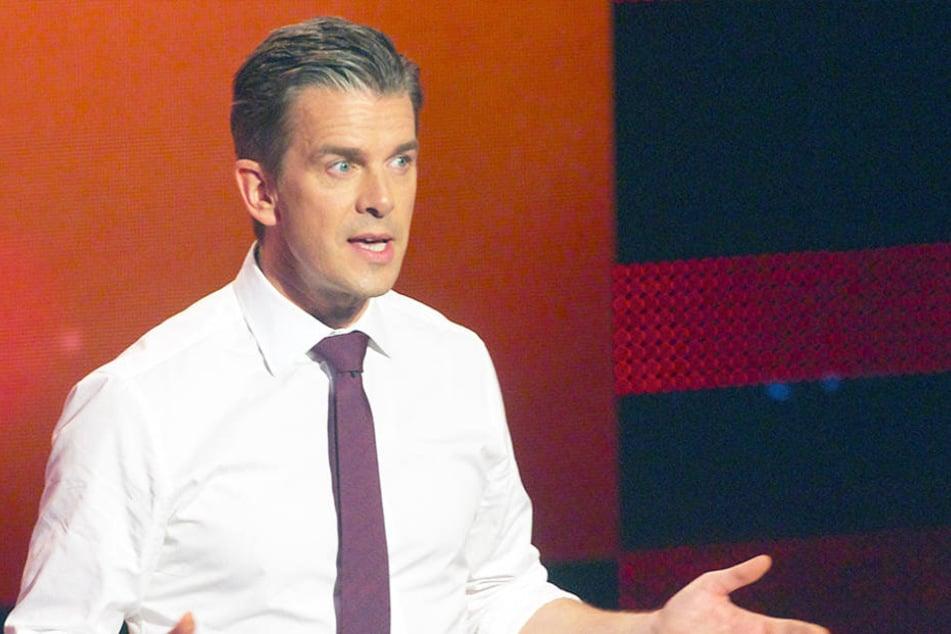 Moderator Markus Lanz schaffte es tatsächlich, Lena ganz schön auf die Palme zu bringen.