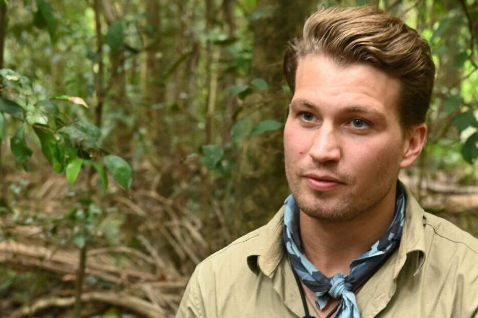 Dschungelcamp: Was die TV-Zuschauer nicht sehen konnten: Raul Richter packt über Beziehung aus