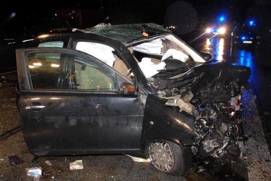 Die 21-jährige Frau in dem Auto überlebte den Unfall mit dem Geisterfahrer nicht.