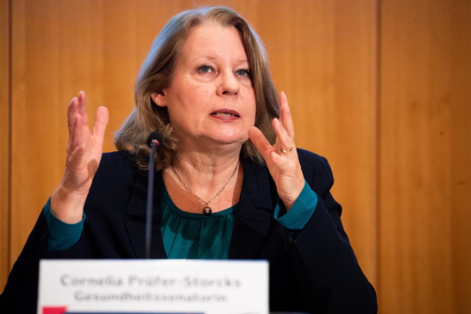 Cornelia Prüfer-Storcks (SPD), Senatorin für Gesundheit und Verbraucherschutz in Hamburg, hat Hoffnung.