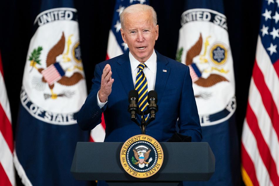 Joe Biden, Präsident der USA.