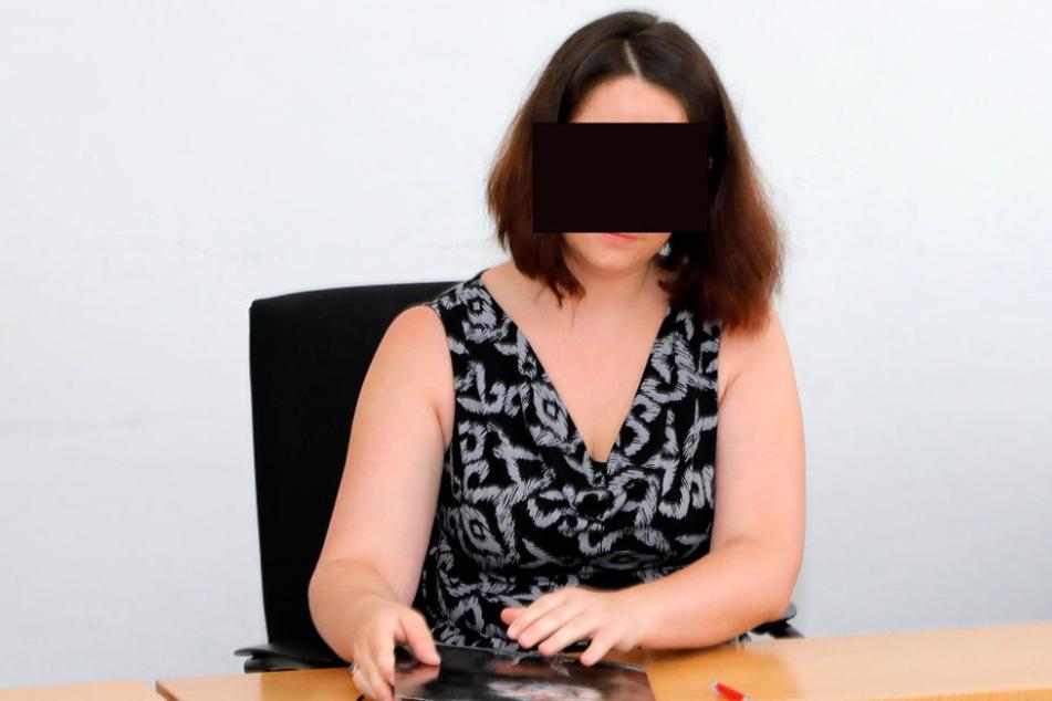 Joanna R. (33) bekam in erster Instanz eine Bewährungsstrafe wegen Entziehung Minderjähriger. Das Landgericht milderte das Urteil zu einer Geldstrafe ab.