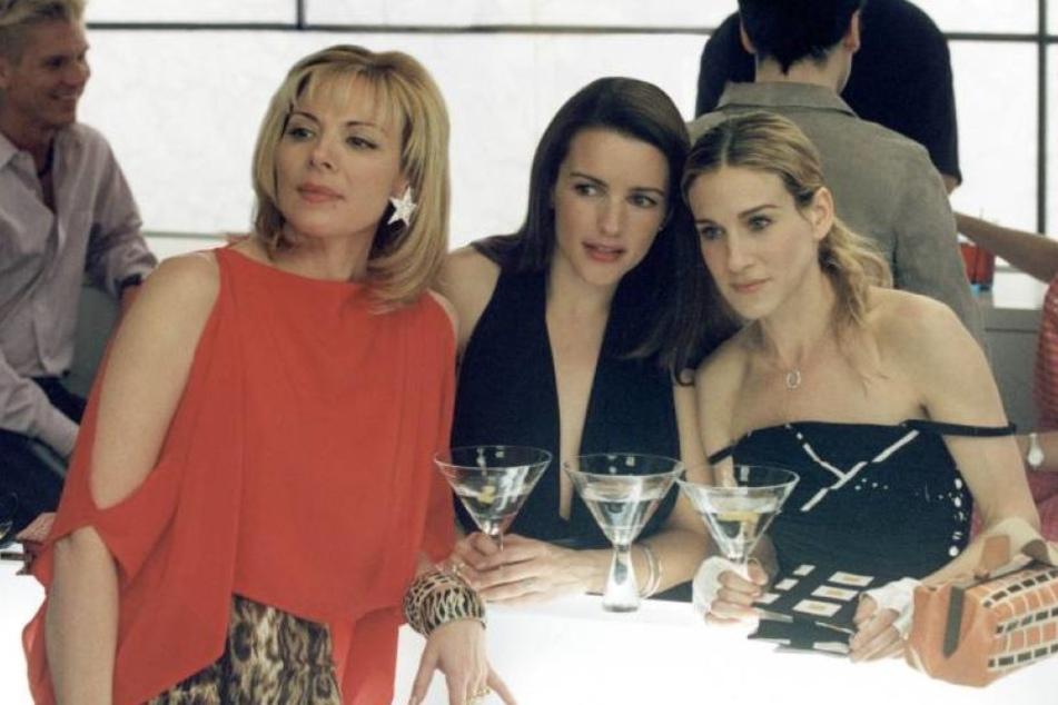 Das Hauptthema der New Yorker Single-Freundinnen: Männer. Damit kennt sich Kim Cattrall (60) alias Samantha Jones bestens aus.