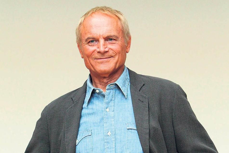 Mario Girotti (77) alias Terence Hill im Jahr 2011. Heute lebt er fernab der Öffentlichkeit auf einer Ranch in Massachusetts.