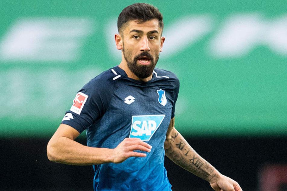 Zweimaliger deutscher A-Nationalspieler: Kerim Demirbay.