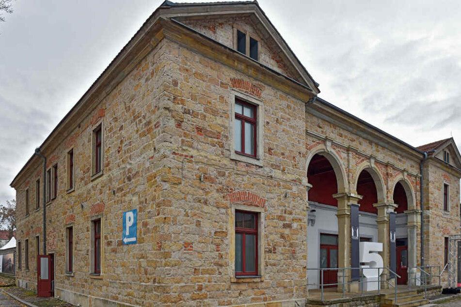 Der Club My House auf der Erfurter Straße 12.