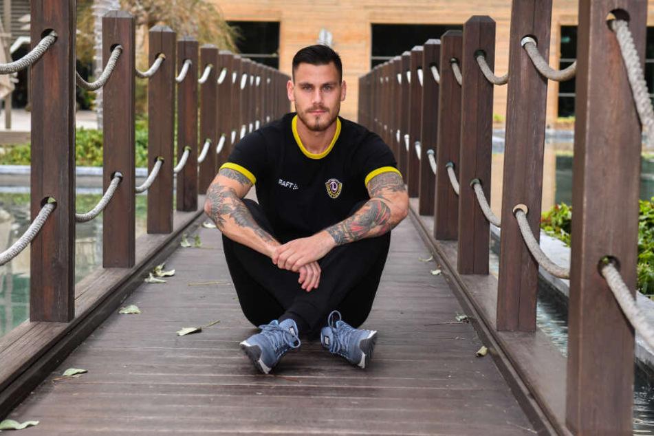 Dario Dumic.