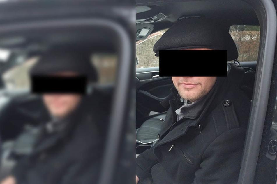 Polizei sucht diesen Serien-Betrüger