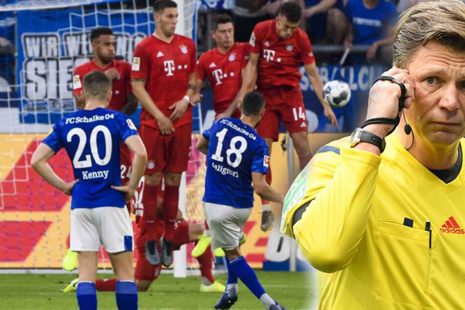 Neue Regel, altes Leid: Kritik von Ex-Schiri Kinhöfer nach Handspiel-Theater bei Bayern gegen Schalke