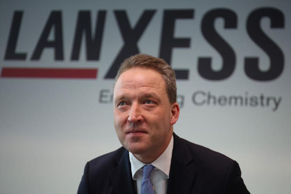Matthias Zachert (50) ist seit 2014 Vorstandsvorsitzender der Lanxess AG.