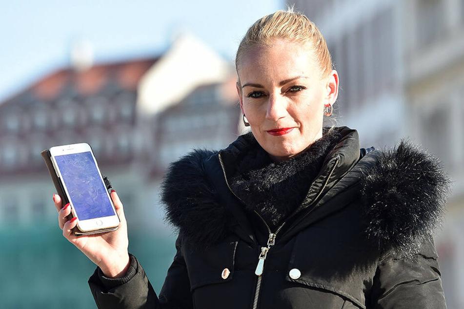 SPD-Vizechefin Kristin Sturm (33) will ein flächendeckendes WLAN per Antrag durchsetzen.