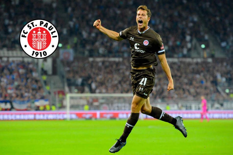Traum-Debüt für James Lawrence! Neuzugang des FC St. Pauli begeistert auf Anhieb