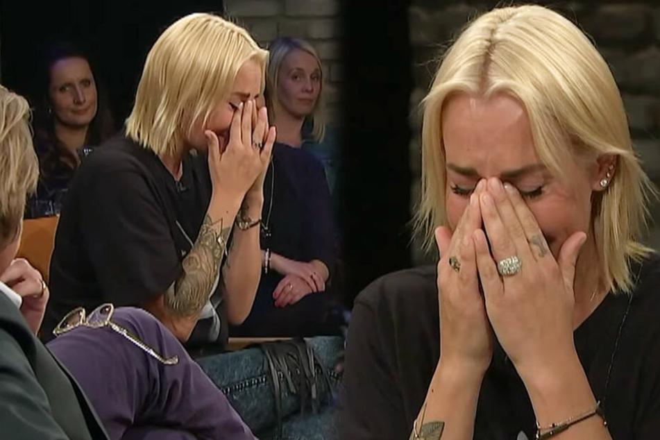 Sarah Connor bricht bei Talkshow-Frage in Tränen aus