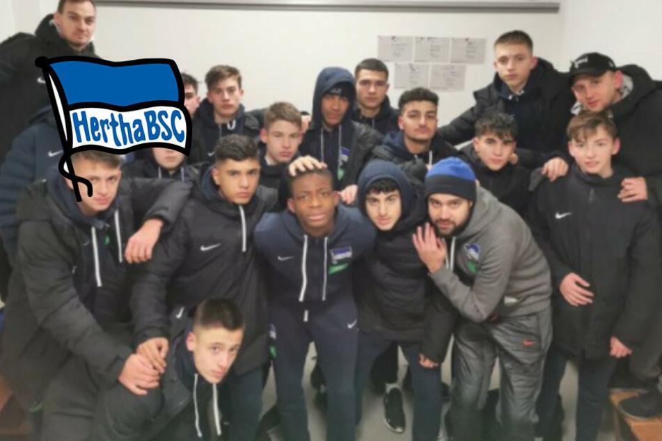 Nach Rassismus-Vorwürfen: Doch keine Fair-Play-Medaille für Herthas U16?