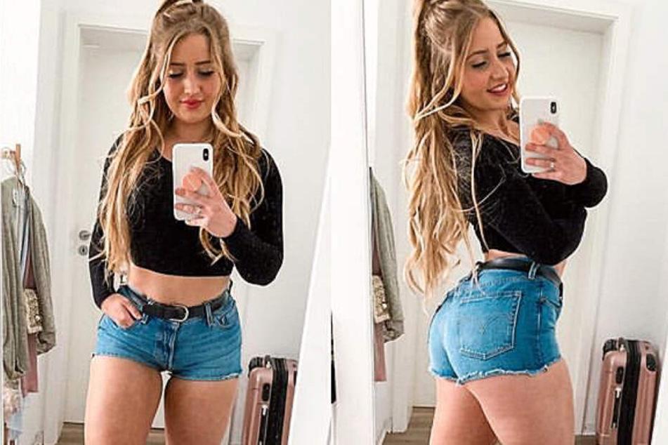 Sportlich und sexy: Das Foto ist ein Screenshot aus dem Instagram-Profil von Tami Tilgner.